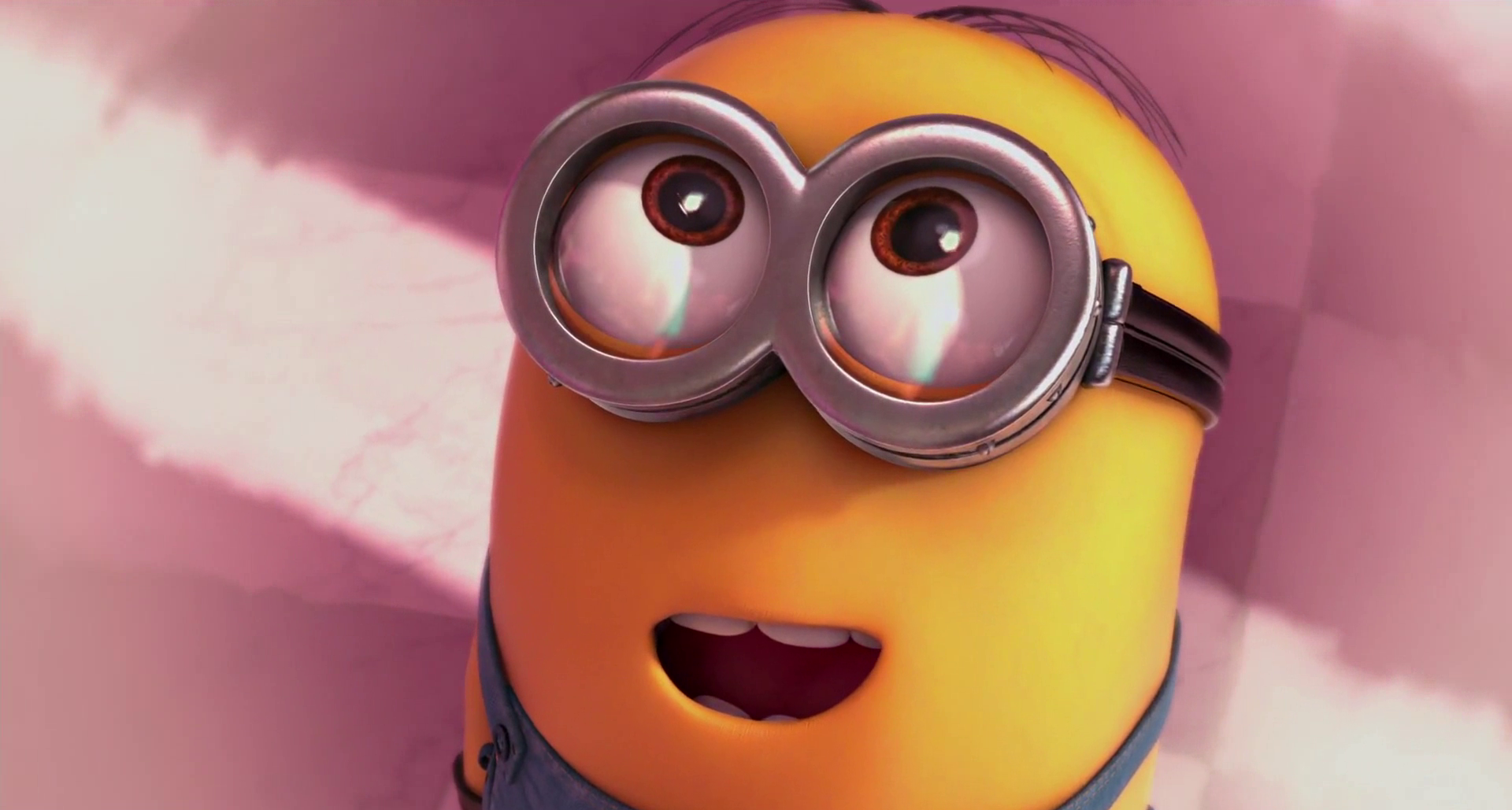 Despicable Me clipart david With powered works who undercover