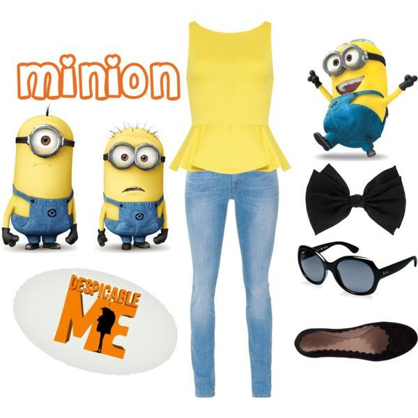 Despicable Me clipart easy Minion Best costume  Despicable