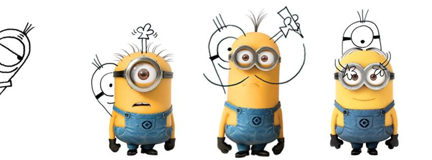 Despicable Me clipart facebook covers Cover for Facebook 15 photo