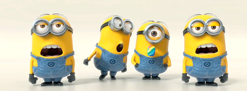 Despicable Me clipart facebook covers Timeline Movie Despicable Facebook 2