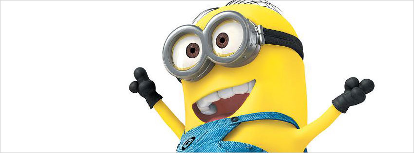 Despicable Me clipart facebook covers Facebook Movie Minions & Wallpapers