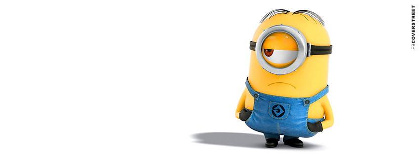 Despicable Me clipart facebook covers Facebook 3 Unamused Despicable Cute