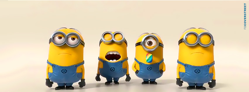 Despicable Me clipart facebook covers Facebook Minions Characters Me Covers