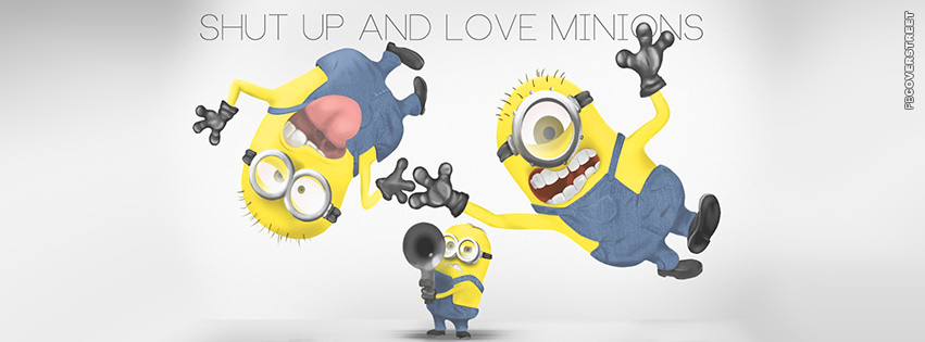 Despicable Me clipart facebook covers Facebook Despicable Covers Me