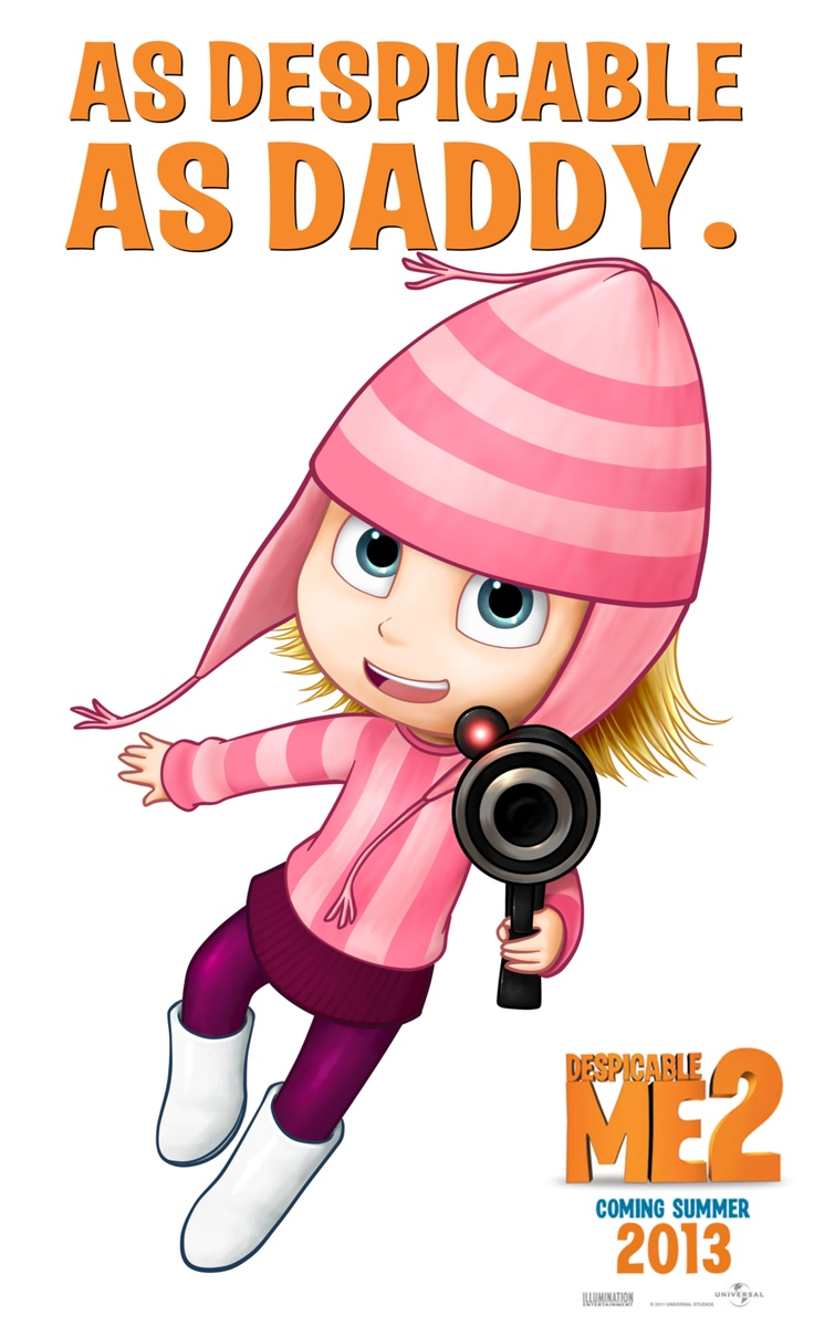 Despicable Me clipart grew 2 Despicable despicable on images