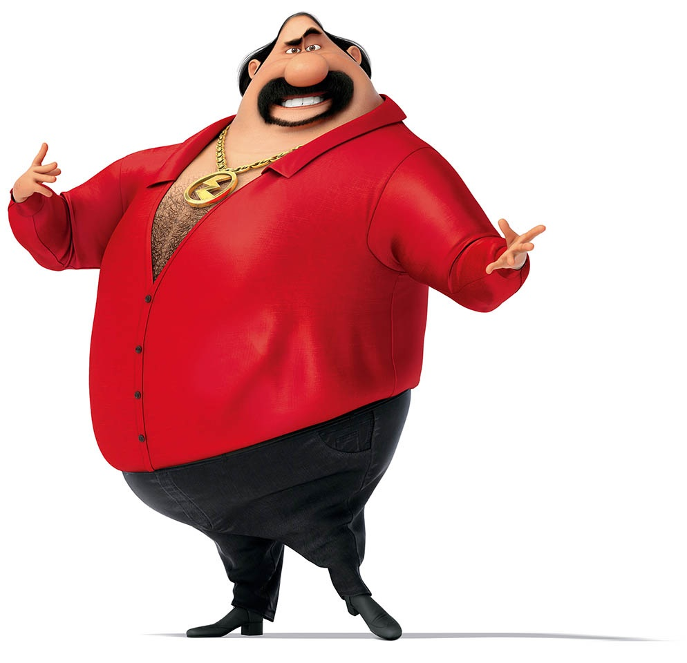Despicable Me clipart grew The TV Characters Tropes Antagonists