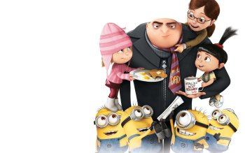 Despicable Me clipart grew Movie ID:522285 HD 2 Backgrounds