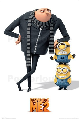 Despicable Me clipart grew Mum Gru Me day Gru