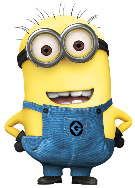 Despicable Me clipart large Extra PNG Minion *✿* CH