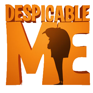 Despicable Me clipart logo More! Pinterest Films Despicable (300×300)