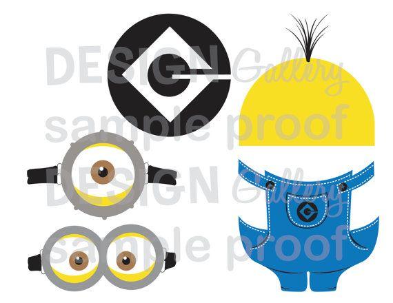 Despicable Me clipart logo Rutz  me Minion despicable