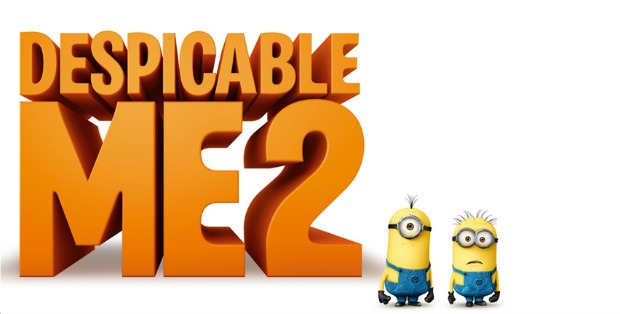 Despicable Me clipart logo In For 2 For World
