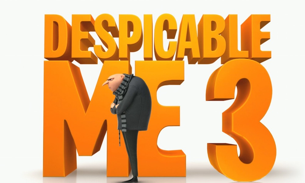 Despicable Me clipart logo Reviews Movie Date (2017) 3