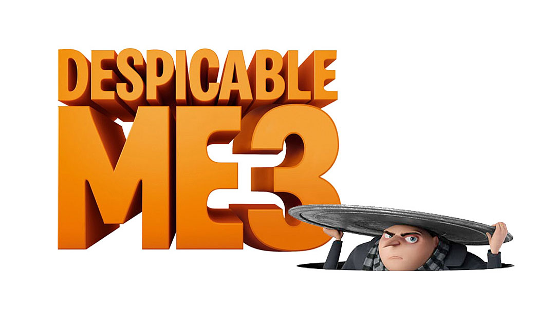 Despicable Me clipart logo 3 Me Trailer Despicable