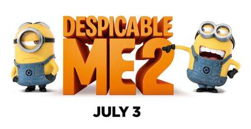Despicable Me clipart logo Movie Owlkids Me 2 2
