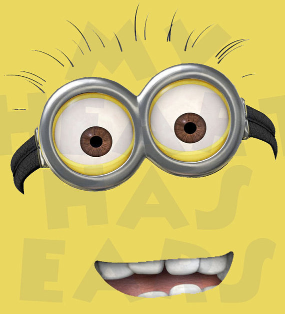 Despicable Me clipart printable Printable collection printable minions Minion