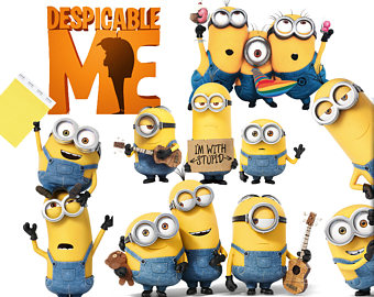 Despicable Me clipart siren Of movie Clipart 65 high