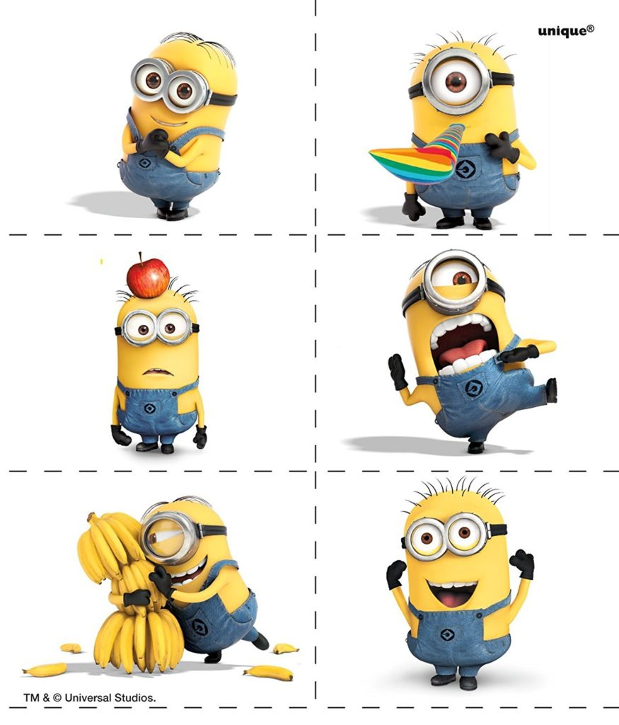 Despicable Me clipart skinny Despicable Minions Temporary Minions Skinny