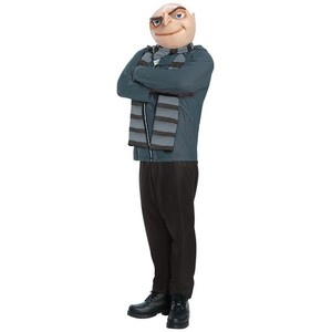 Despicable Me clipart skinny Despicable Me Adults Gru Costumes