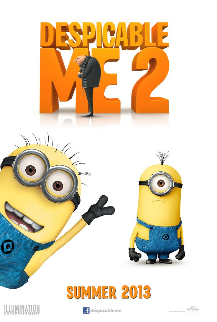 Despicable Me clipart skinny Despicable about  The 2