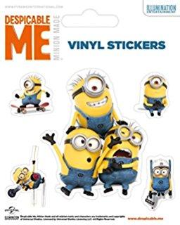 Despicable Me clipart tongue out (Minions (Minion Tongues) Doing) Vinyl