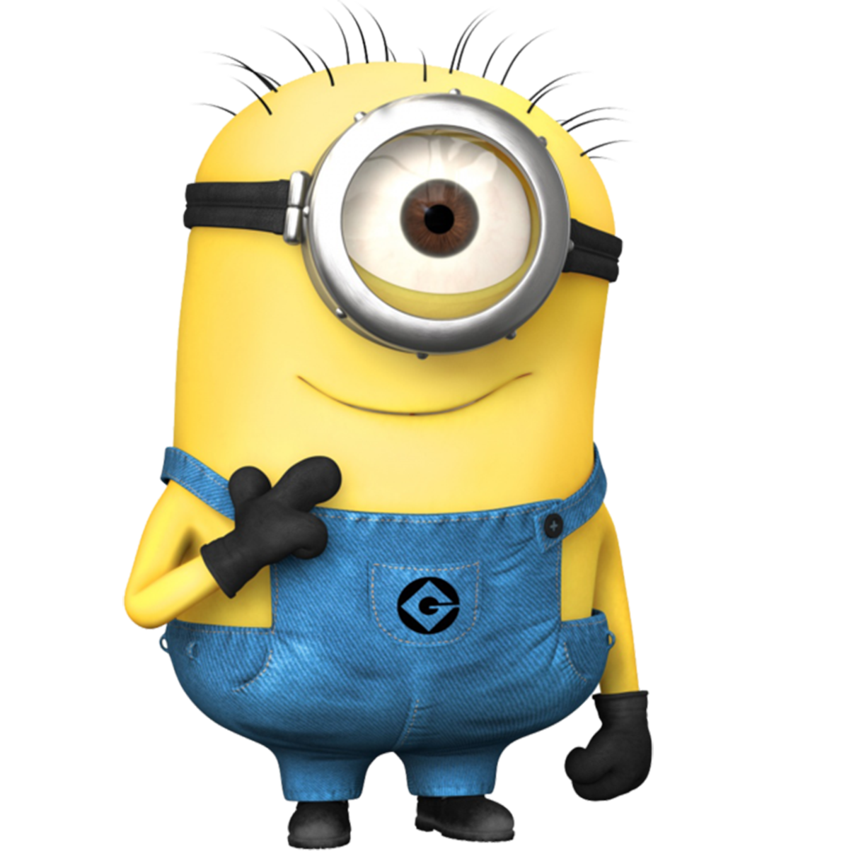 Despicable Me clipart transparent background Free collection Minion 1200x1221 Png:Single