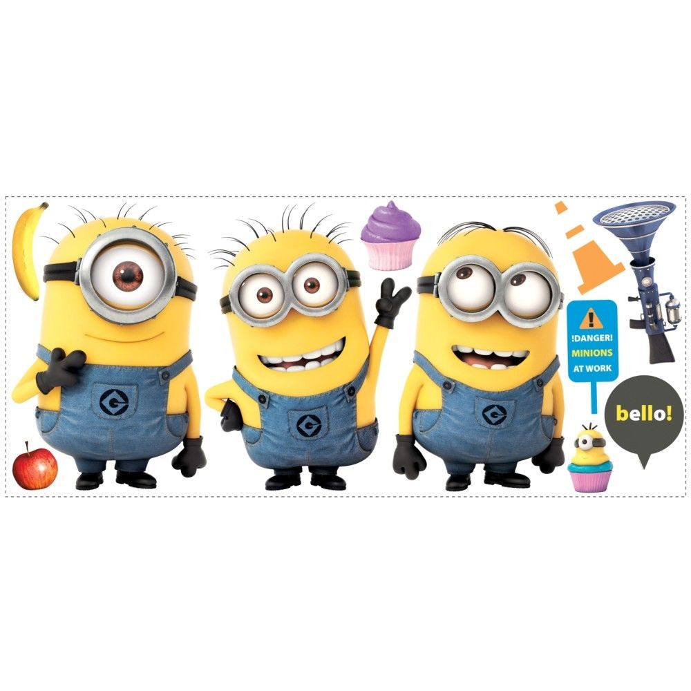 Despicable Me clipart white background HD Minions Wallpaper  HD