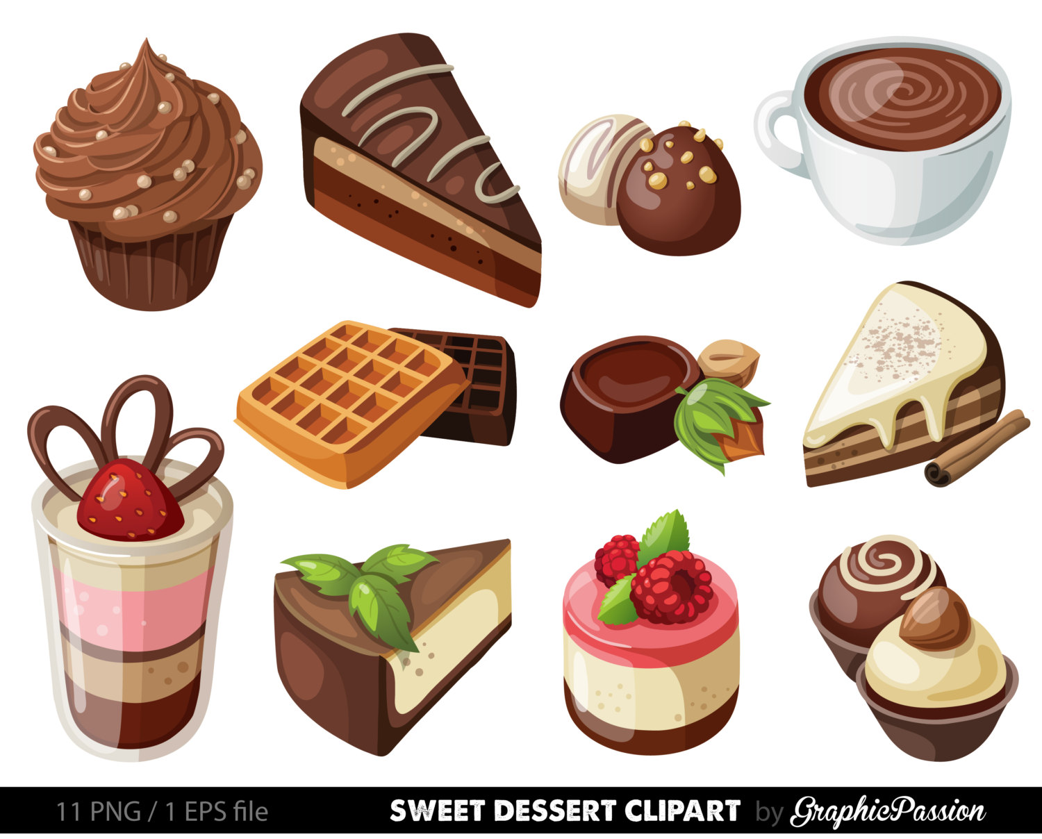 Pastry clipart sweet treat Panda dessert%20clipart Images Clipart Free