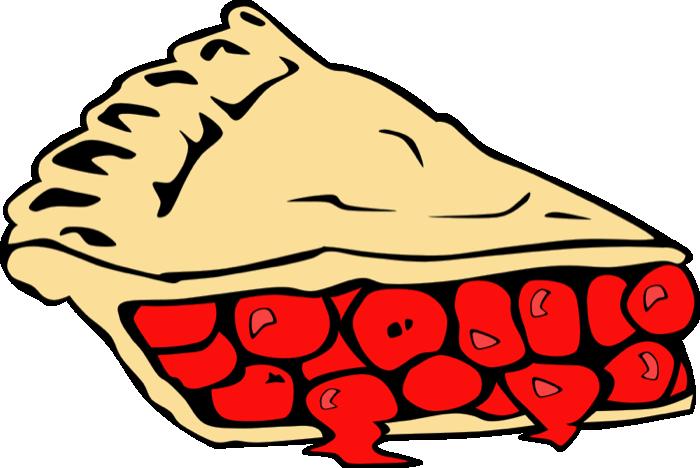 Dessert clipart Cake and Pie Slice Clipart