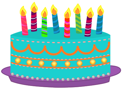Candle clipart cake candle Cake lots Cake of Collection