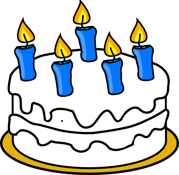 Candle clipart cake candle With Lit Download Candles at