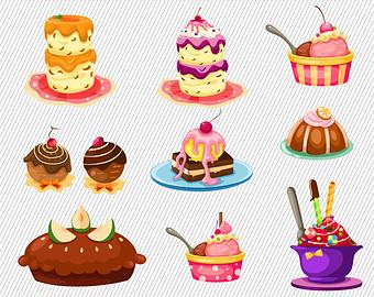 Cake clipart food Cake Illustration Cake Clipart Sweet
