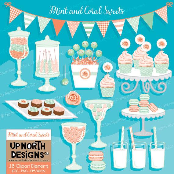 Mint clipart sweet Dessert Clipart Dessert Art Clip