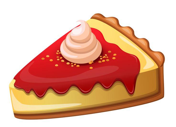 Pies clipart tasty food Pinterest CreamDessertClip CLIPART best ClipartIce