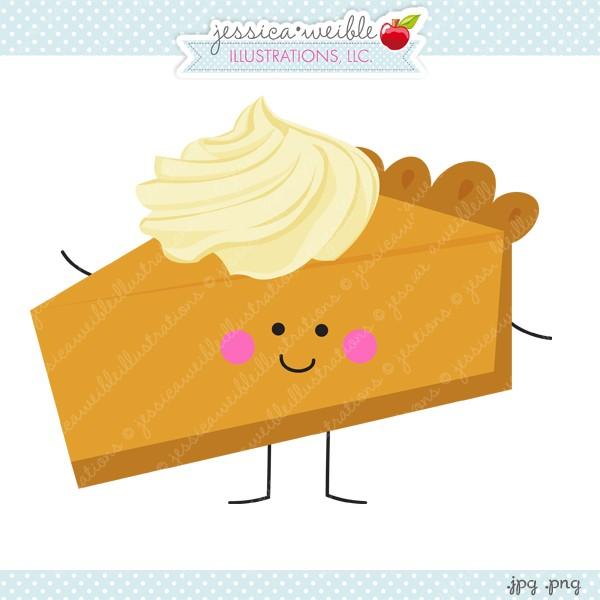 Pie clipart cute cartoon Clipart pie pie Images Pumpkin
