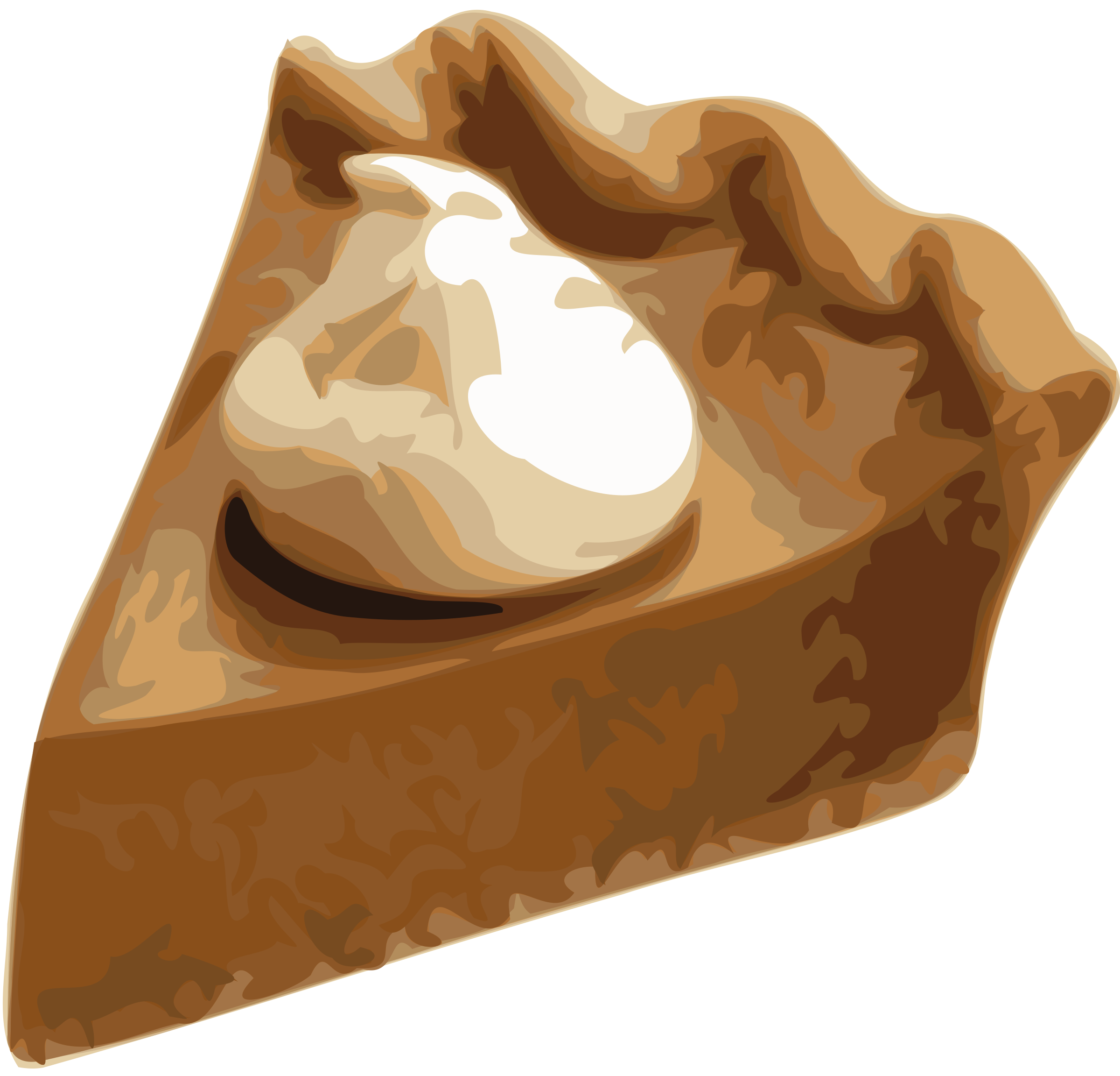 Pie clipart piece pie Art schliferaward Slice Clip Pumpkin