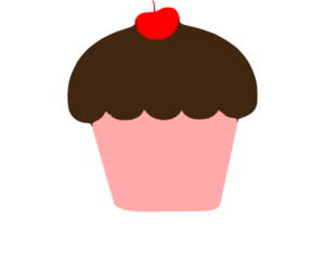 Cake clipart small cake  Pink Pink Clker Cake