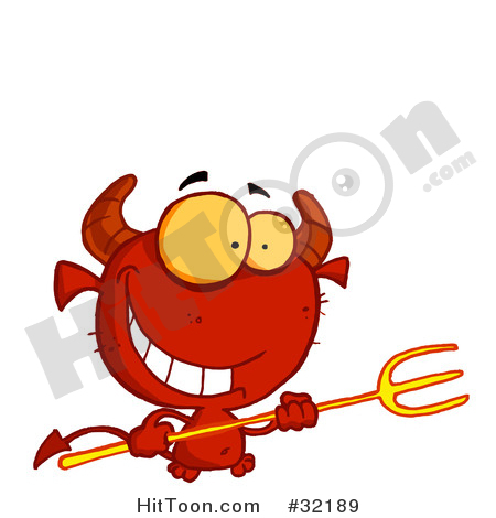 Devil clipart Vector Preview Stock Clipart Clipart