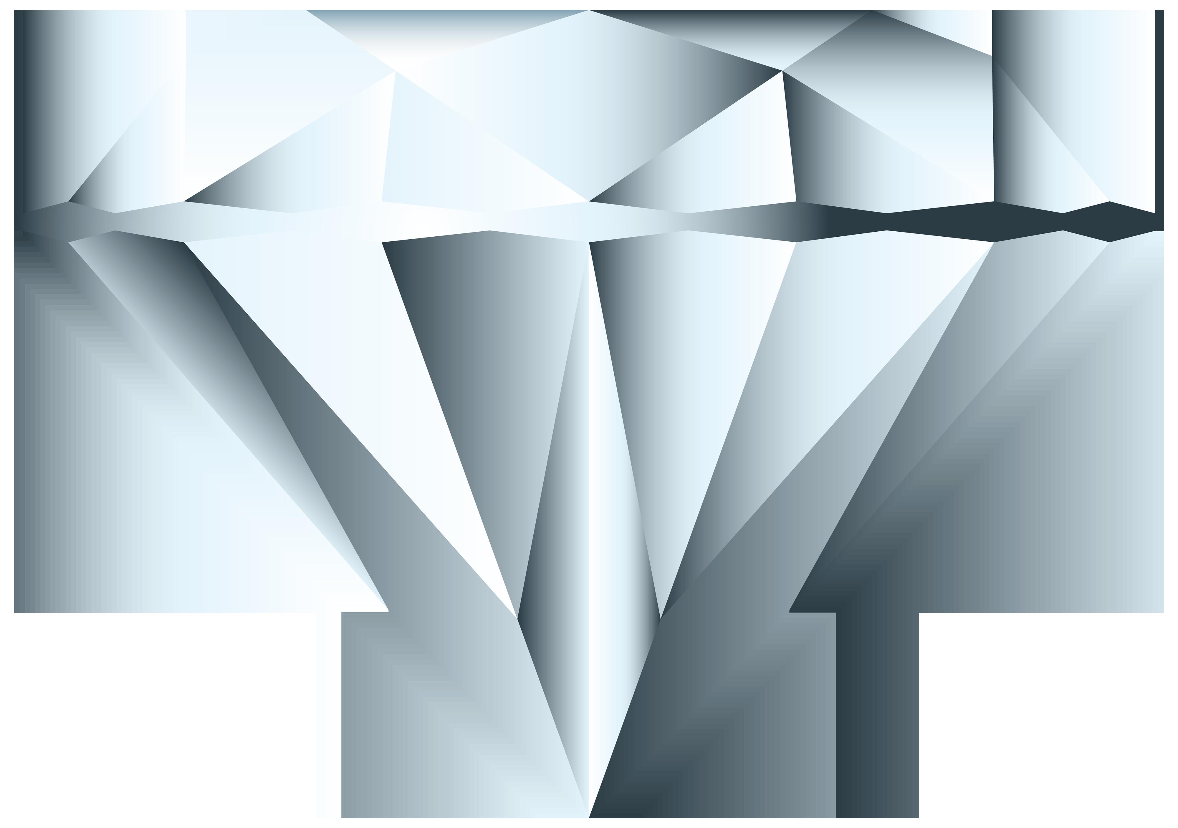 Diamond clipart #13