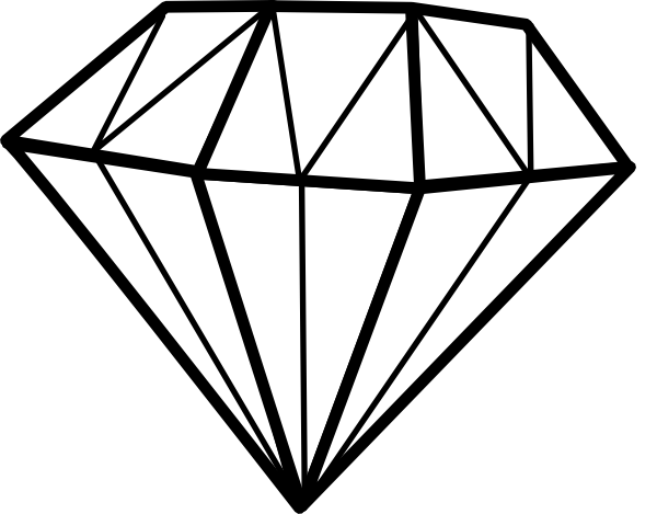 Diamond clipart playing card Clip Images Free Diamond Clipart