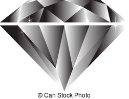 Crystal clipart white diamond And Illustrations 115 Diamond illustration