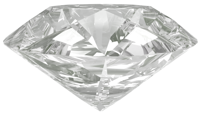 Crystal clipart white diamond Png Diamond clipart collection Black