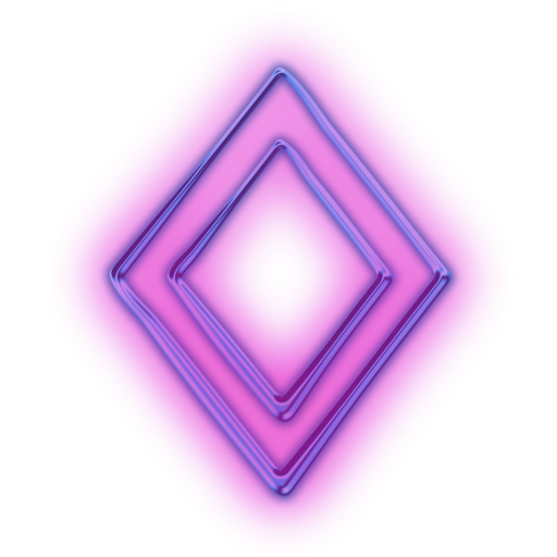 Diamond clipart neon Icons Frame Icon Etc Icons