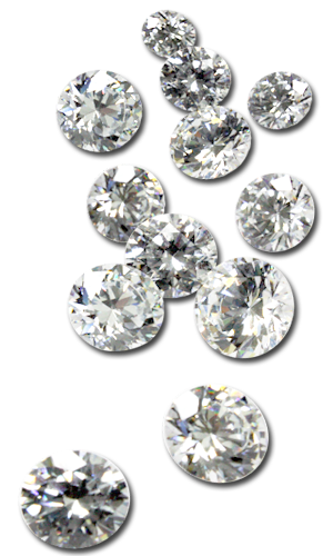 Diamond clipart pile diamond Diamonds assorted Jewelers of Diamonds