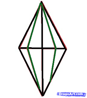 Diamond clipart sims To draw Pop to How