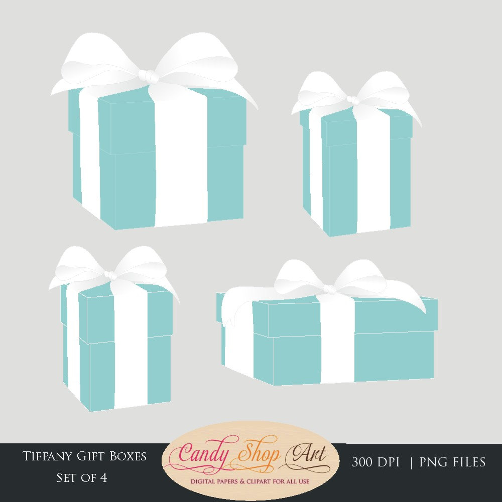 Light Blue clipart tiffany and co Art on Clip Clipart Free