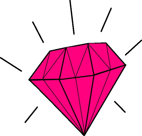 Diamonds clipart #15