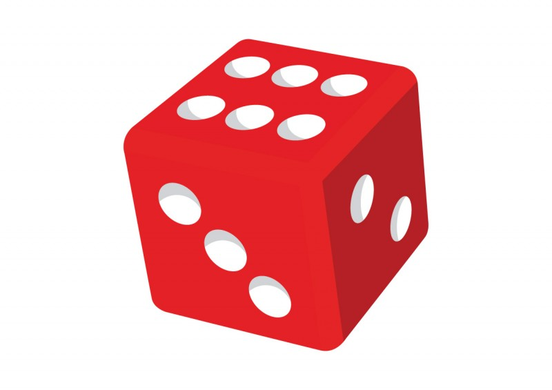 Dice clipart happy Red Clipartix Pictures Clipart clipart
