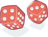 Dice clipart casino Search Dice Clipart 7 (