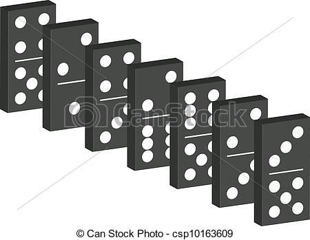 Dice clipart domino Design Vector  Domino Domino